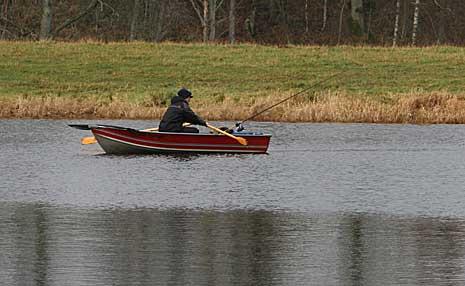 Flötestrolling - grymt effektivt fiske!