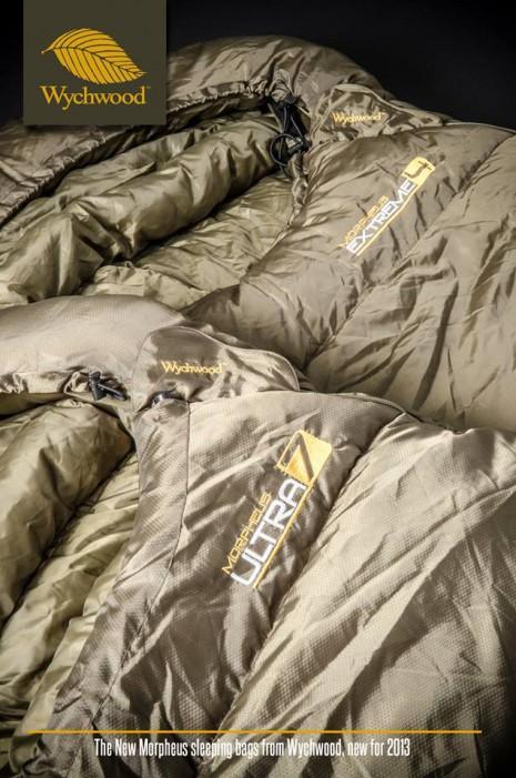 Här är Wychwoods nya sovsäckar