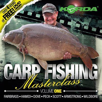 Gratis DVD – Korda Carp Fishing Masterclass
